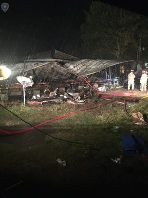 A house fire in New Iberia that left one man dead is being investigated by the Louisiana State Fire Marshal's office.