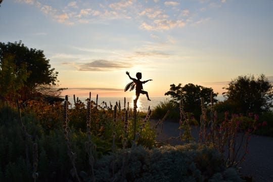'Believe in Magic,' a winning photo in the 2020 Mariners Trail calendar photo contest. Photo by Ann Mitchell of Appleton.