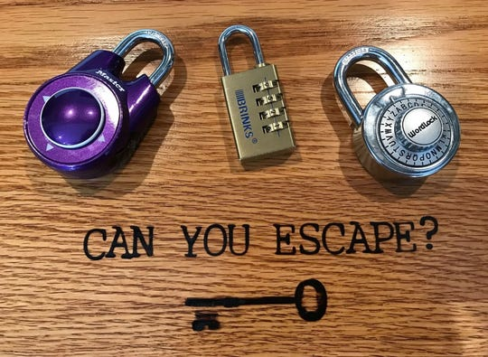 What the Lock? escape rooms is at 1130 Washington St. in downtown Manitowoc.