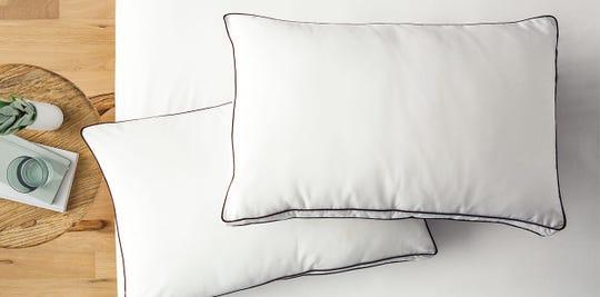 The Saatva Dream Pillow is hypoallergenic.