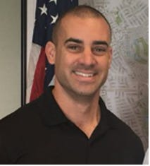 Officer Hans Schmid started at the Marco Island Police Department in 2018.