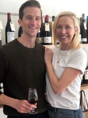 Bradley and Allison Kruse own Nonfiction Natural Wines in Bay View.