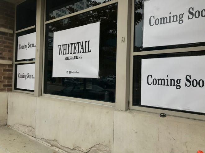 Whitetail Milwaukee is the newest bar coming to Old World Third Street. It is set to open at the end of November