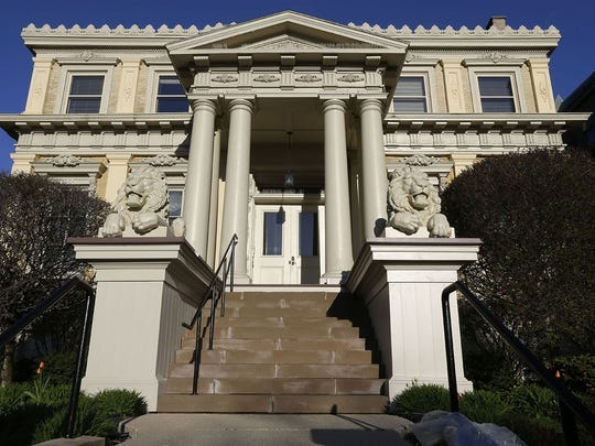 The historic Lion House and two other former east side Milwaukee mansions converted to office space have been sold for just over $2 million.