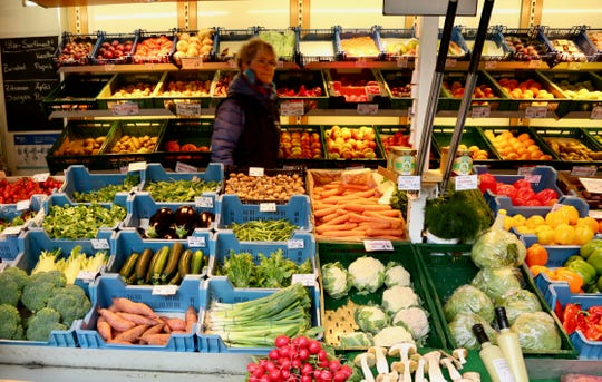 Small-town produce markets would also be familiar to Wisconsinites.