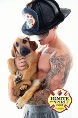 Milwaukee firefighters are selling calendars with the proceeds going to firefighters in need.