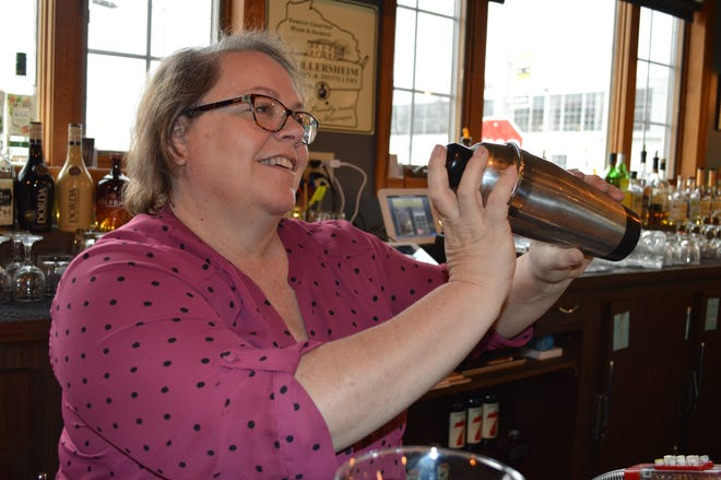 Robin Mastera, owner of The Farmer's Wife in West Allis, is closing the restaurant May 30 due to the financial toll the coronavirus has taken on the business.