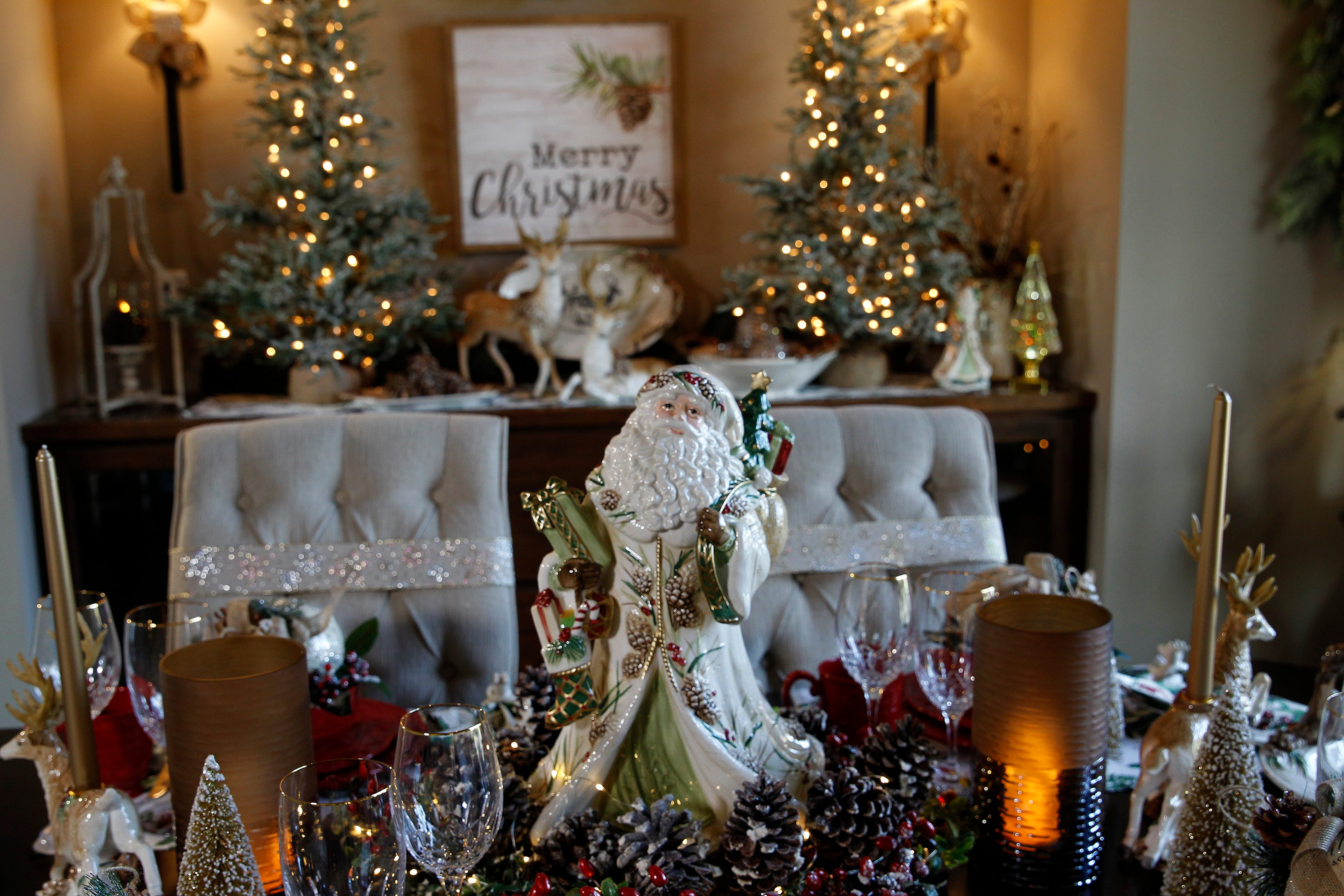 Christmas Fantasy House In Delafield Explodes With Holiday Cheer