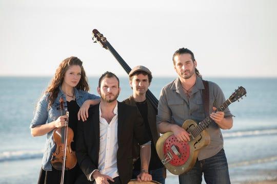 Adam Ezra Group will perform Tuesday, Nov. 5 at the Capri Theatre in Montgomery.