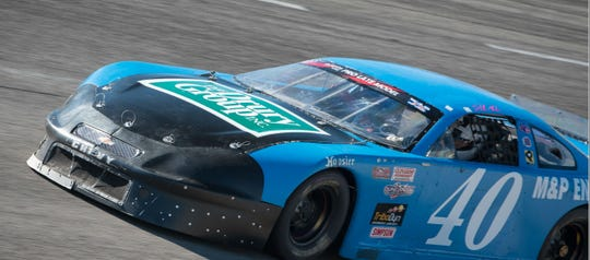 Stirlin Marlin, 16, will race for the first time at Fairgrounds Nashville Speedway Sunday in the All America 400.