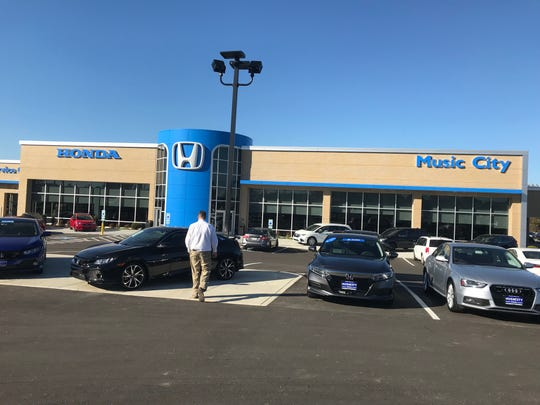 Music City Honda has relocated to a new building now open in Mt. Juliet on Belinda Parkway.