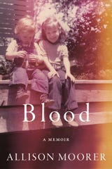 """This cover image released by Da Capo Press shows """"Blood: A Memoir"""" by singer-songwriter Allison Moorer."""