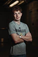 Cormac Dooley, 19, is Nashville SC's first eMLS player.