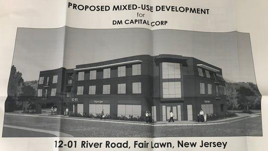 12-01 River Road proposed senior living space