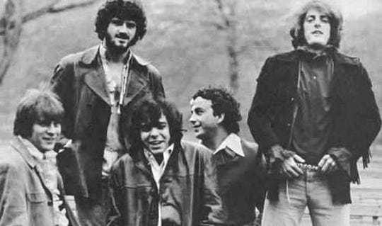 Tommy James (right) and the Shondells