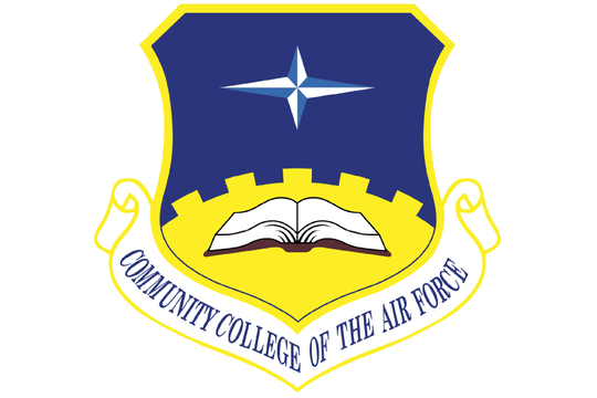 Community College of the Air Force Logo