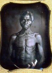 Renty, a South Carolina slave in a daguerreotype in 1850