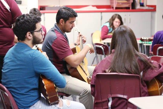 Los talleres de música serán impartidos por expertos de EEUU y México.