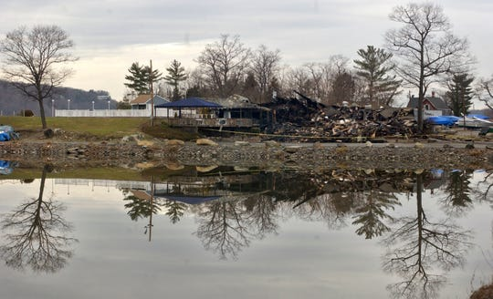 The Brass Anchor in Hyde Park was a reader favorite. It was destroyed by fire Dec. 25, 2006.