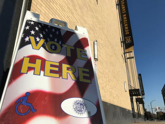 Monroe Community College's downtown campus on Lake Avenue is one of seven early voting sites in Monroe County.
