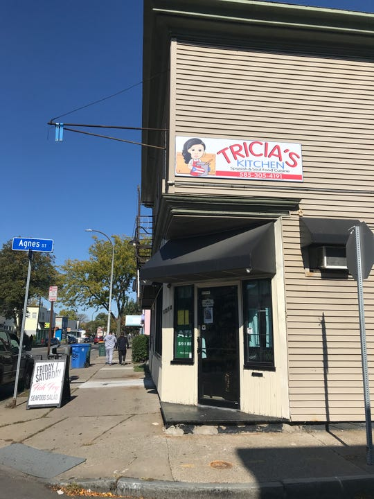 Tricia's Kitchen is at 1014 Hudson Ave. in Northeast Rochester.