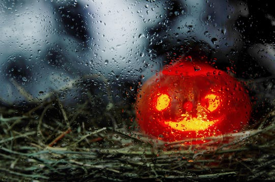 The weather may put a damper on some of Halloween's fun but the holiday spills well into the weekend.