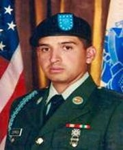 "U.S. Army Ranger and Specialist Ricardo Cerros, Jr., age 24, of Salinas and an Everett Alvarez High School graduate. He was killed in action in Logar Province, Afghanistan on Oct. 8, 2011, and received the Purple Heart. A portion of State Highway 101 from Esperanza Road to Gould Road will be designated as the ""United States Army Specialist Ricardo Cerros, Jr. Memorial Highway."""