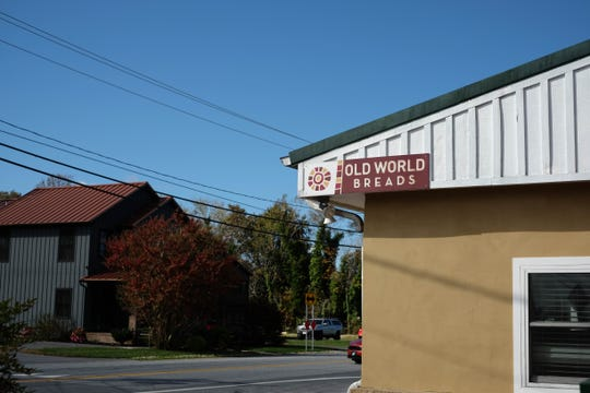 Come for the classic Italian loaf, leave with said bread and assorted pastries at Old World Breads, just off Coastal Highway in Lewes. Monday, Oct. 28, 2019.
