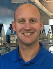 Red River Aquatics/YMCA swim director John Janszen