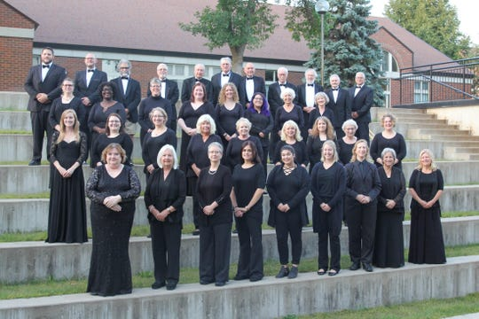The Minnesota Center Chorale will perform at 3 p.m. Nov. 3 at Calvary Community Church in St. Cloud.