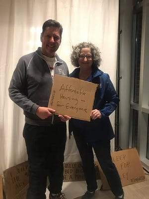 Kevin Priest o Capital City Youth Services and Sylvia Smith of Big Bend Homeless Coalition are organizing the Sleep Out.jpg