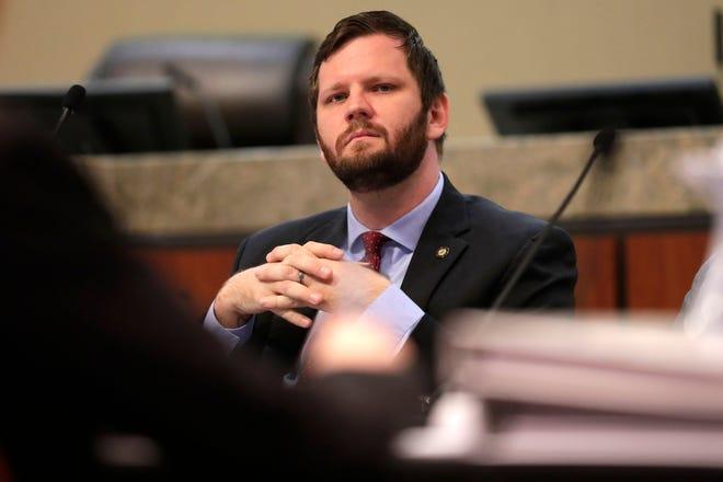 City Commissioner Jeremy Matlow.