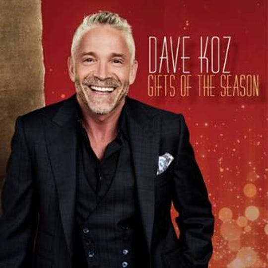 Saxophonist Dave Koz will bring his annual holiday tour to El Paso in December.