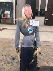 Main Street Vineland announced that Marie Durand Elementary School's entry placed third in the Scarecrow Challenge.