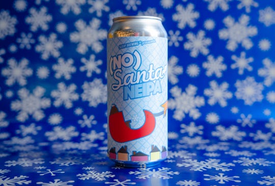 Sloop Brewery's No Santa
