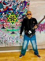 Area musician and pyrometer Robert Rodriguez has a Party on the Parking Lot set for Noon to 10 p.m. Saturday at the J.C. Penney end of Sikes Senter Parking Lot, 3111 Midwestern Pkwy.