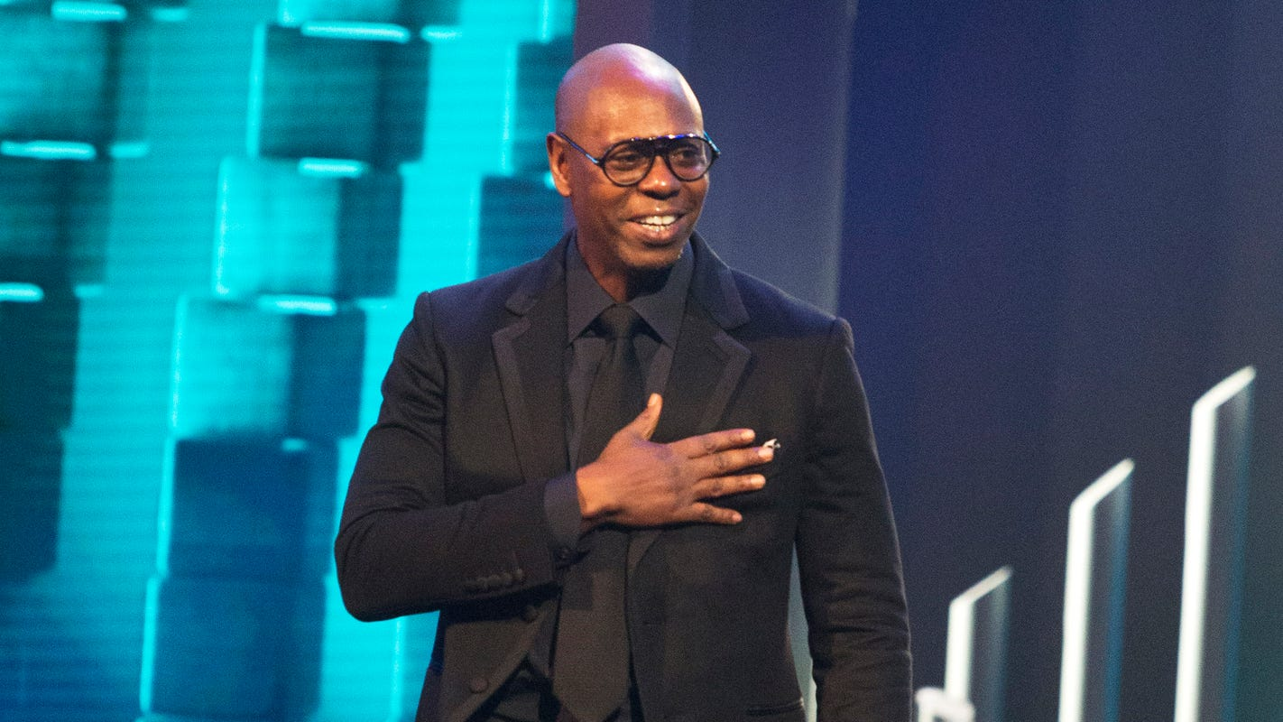 Dave Chappelle is doing a show in Ohio. Tickets on sale today.