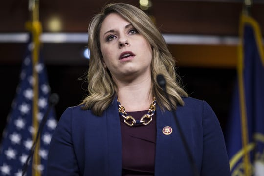 Hill will resign from Congress after an investigation by the House Ethics Committee was opened into allegations of the congresswoman's sexual relationships with her staff.