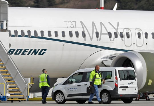 FAA admin. on Boeing 737 Max: We're still deciding 'when, whether' plane will fly again
