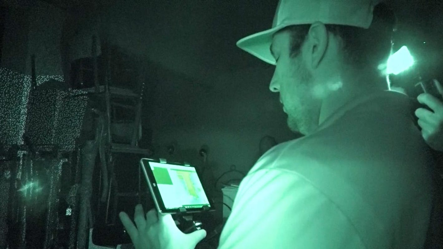 We went ghost hunting in a haunted museum – here's what happened