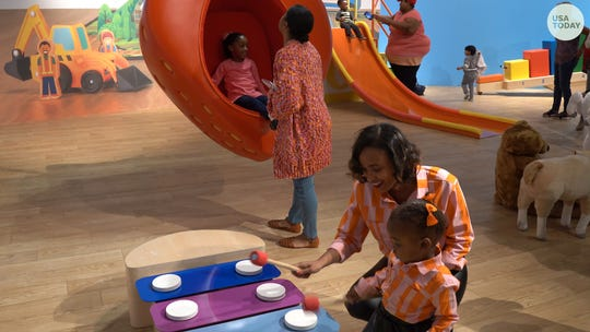 Toys R Us comeback features new interactive play lands, stores and Target partnership