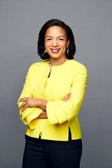 Susan Rice's career in public service saw her help lead the nation through such landmark events as the rise of ISIS, the Ebola crisis and the Iran nuclear agreement.