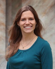 Allison Fleshman chairs the chemistry department at Lawrence University.