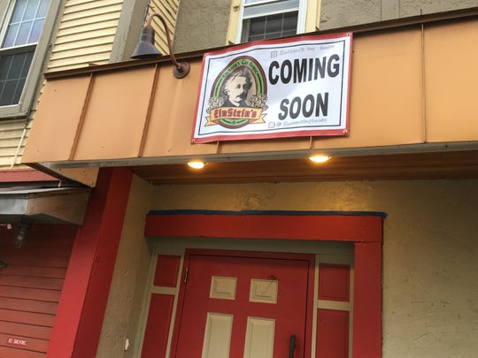Einstein's Tap House on lower Church Street in Burlington will have 20 draft lines, light bites, karaoke and a photo booth.