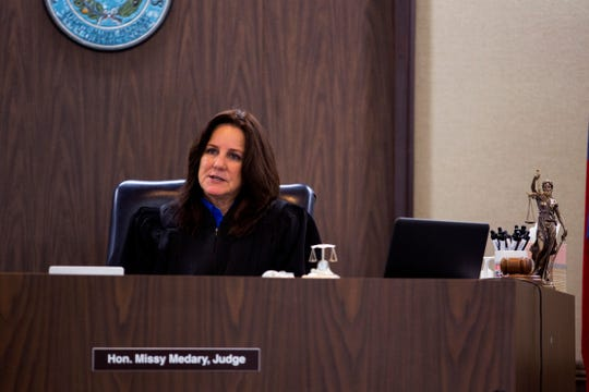 Judge Missy Medary of the 347th District Court won her primary Tuesday with nearly 80% of the vote.