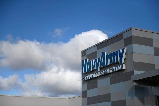 NavyArmy Community Credit Union, as seen photographed here Tuesday, Oct. 29, 2019, won in the Caller-Times Best of the Best categories of Best Credit Union and Best Mortgage Lending.This credit union location is off Kostoryz Road.