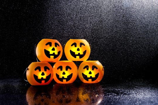 Trick-or-treaters can expect some rain on Oct. 31. The forecast has led some New Jersey residents to ask if Halloween should be rescheduled.