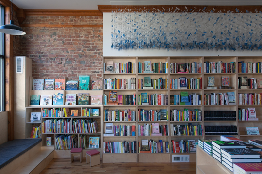 For now Downbound Books is open 10 a.m. to 6 p.m. Tuesday through Saturday.