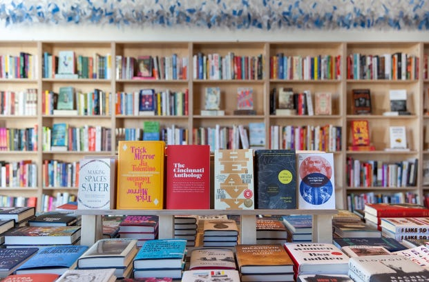 Downbound Books opened Oct. 25 in Northside.