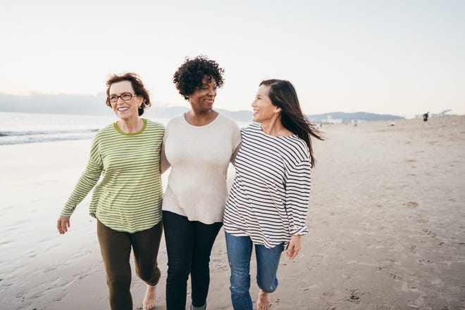 Each woman's experience with menopause may vary dependent on several factors.